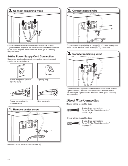 small resolution of whirlpool dryer 4 prong wiring diagram