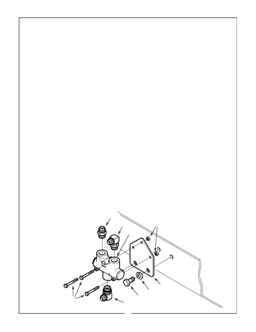 small resolution of skid steer hydraulic schematic
