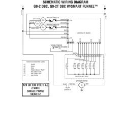 wiring diagrams bunn g9 2t dbc user manual page 61 79 rh manualsdir com bunn coffee [ 954 x 1235 Pixel ]