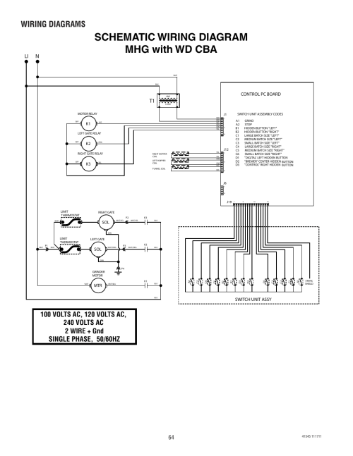 small resolution of schematic wiring diagram mhg with wd cba wiring diagrams li n bunn g9