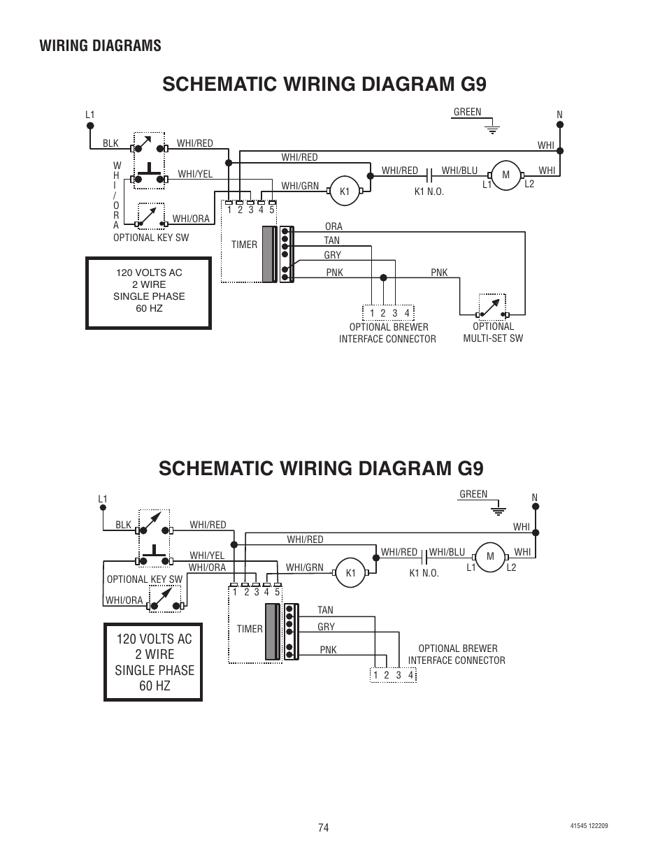 hight resolution of schematic wiring diagram g9 wiring diagrams bunn g9 2t dbc userschematic wiring diagram g9