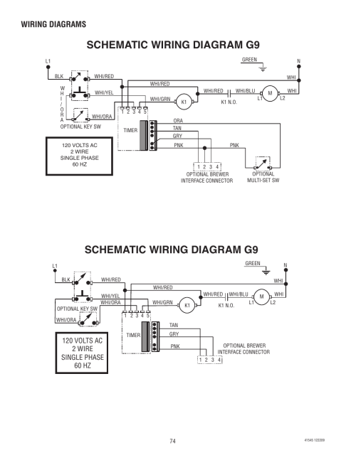 small resolution of schematic wiring diagram g9 wiring diagrams bunn g9 2t dbc userschematic wiring diagram g9