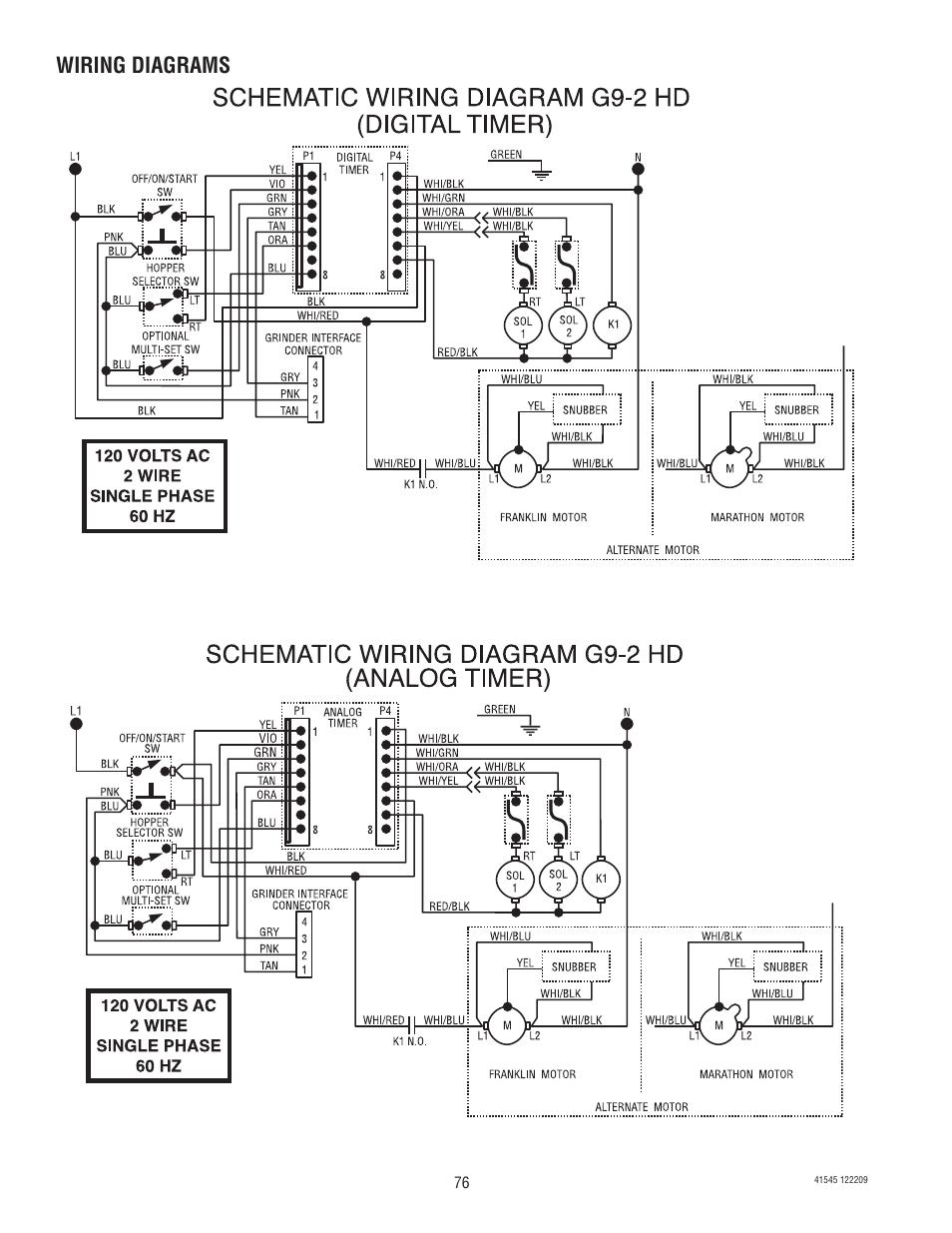 medium resolution of  bunn g9 2t dbc page76 g9 wiring diagram lighting diagrams honda motorcycle repair at cita