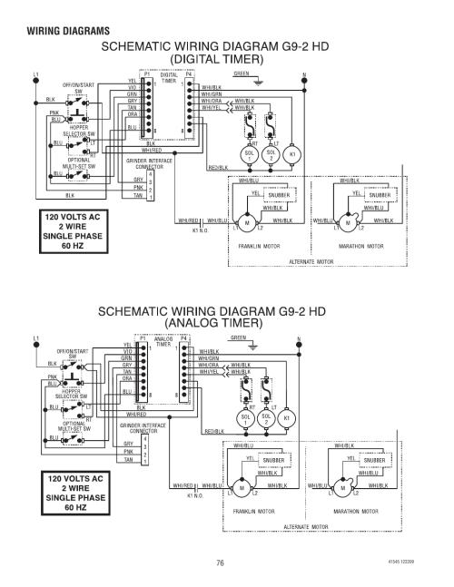 small resolution of  bunn g9 2t dbc page76 g9 wiring diagram lighting diagrams honda motorcycle repair at cita