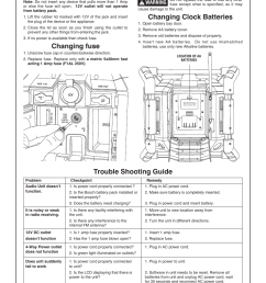use of 12v outlet changing fuse changing clock batteries bosch bosch pb360s user manual page 12 40 [ 954 x 1235 Pixel ]