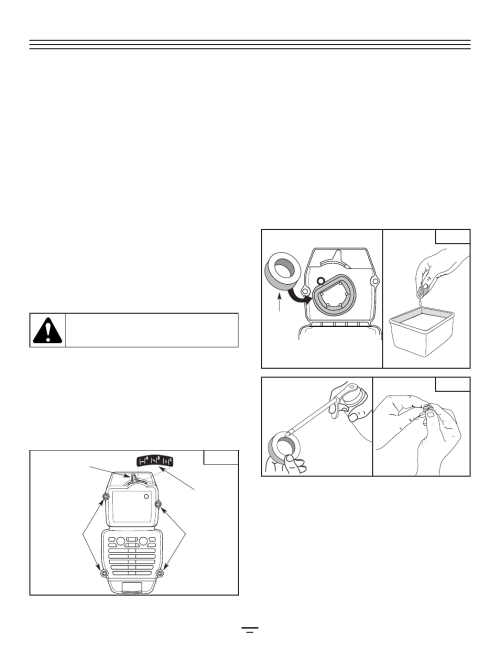 small resolution of maintenance repair instructions bolens bl100 user manual page 13 64
