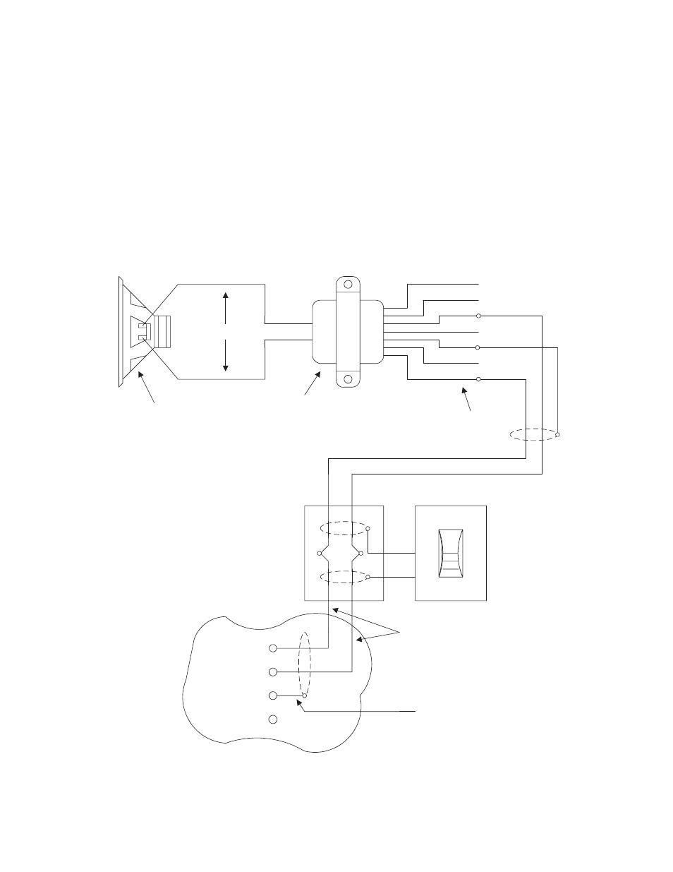 hight resolution of  twk351 wire converter bogen si35a user manual page 16 24 on bogen speaker