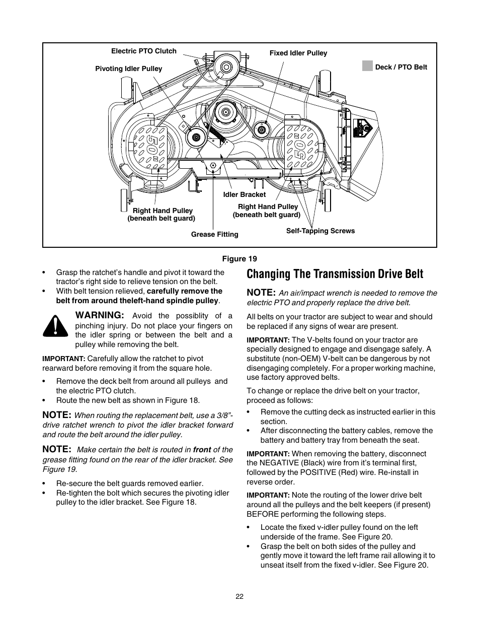 Cub Cadet Pto Clutch Wiring Diagram | Wiring Library