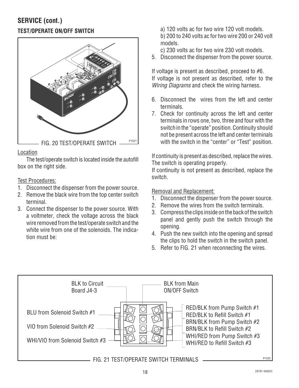 medium resolution of wiring diagrams bunn afpo 2 user manual
