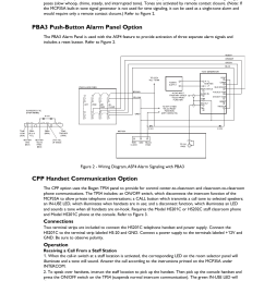 asf4 alarm signaling option pba3 push button alarm panel option cpp handset communication option bogen multi graphic mcpb user manual page 6 12 [ 954 x 1235 Pixel ]