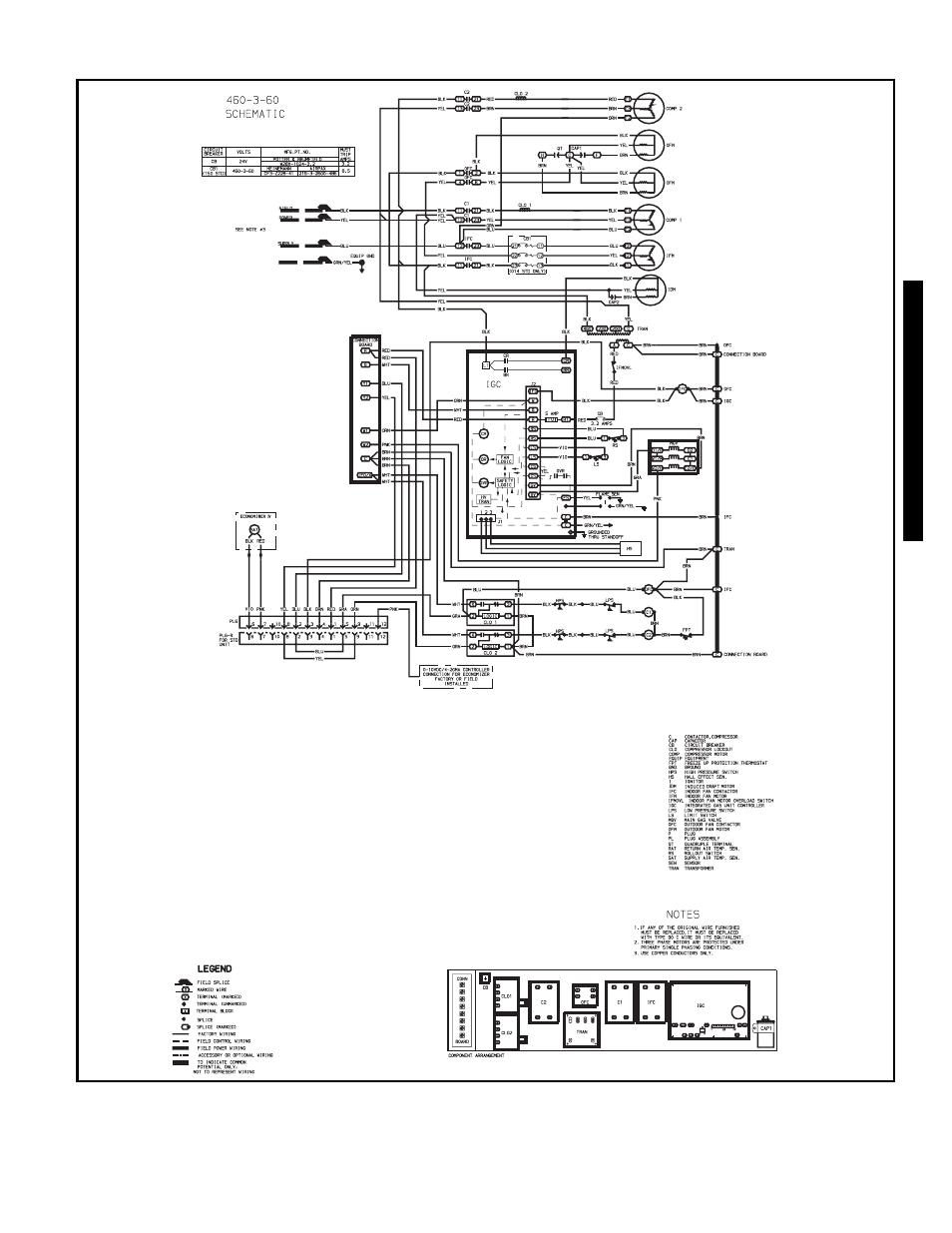 medium resolution of typical wiring schematics bryant 581c user manual page 139 298