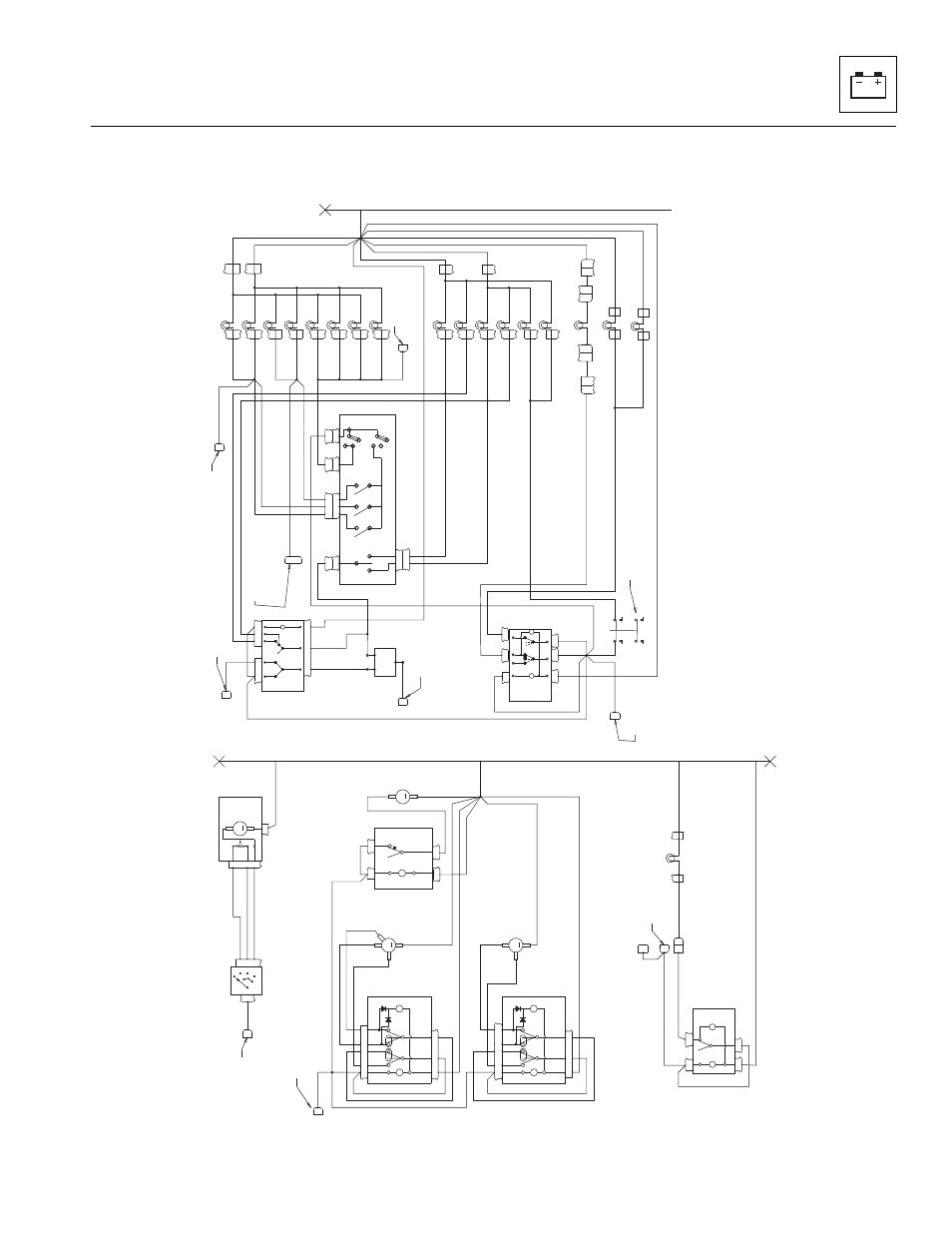 1 6036 & 6042 electrical schematic (continued), Hea ter