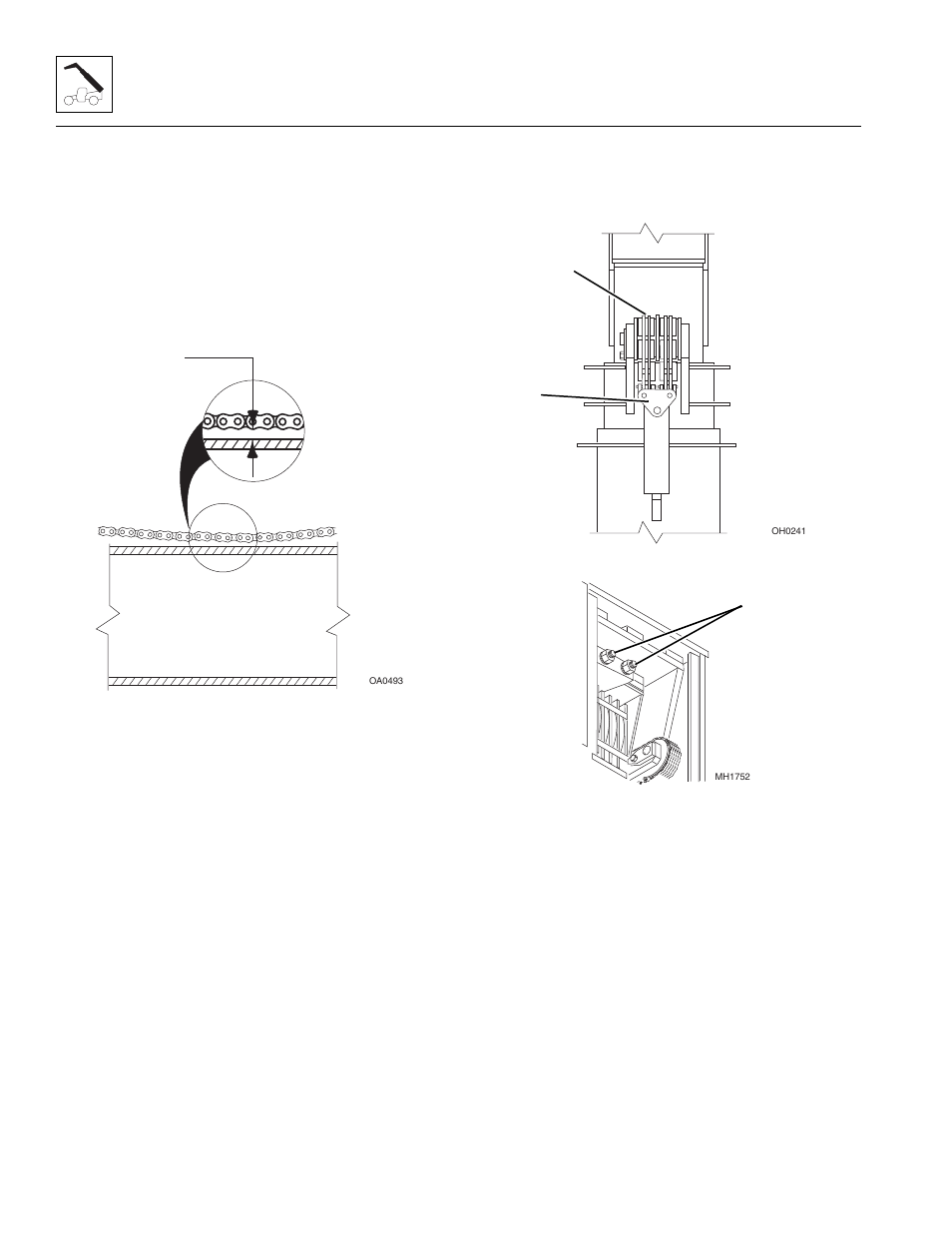 medium resolution of boom chain diagram wiring diagram schematics gold chain 5 boom chain tension check boom chain
