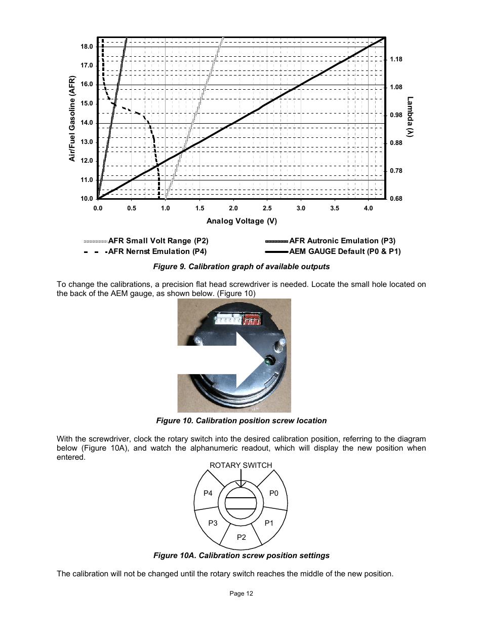 hight resolution of  o2 aem uego wideband wiring diagram aem 30 4110 digital wideband uego gauge user manual page 12 14 on