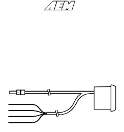 aem 30 4401 digital oil fuel pressure gauge user manual 2 pages aem oil pressure sensor wiring [ 954 x 1235 Pixel ]