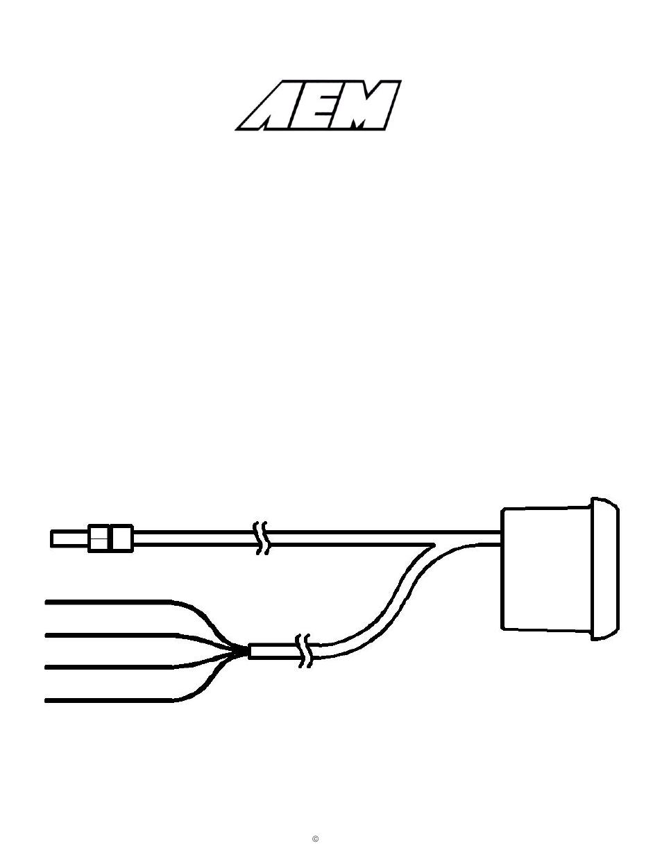 medium resolution of aem 30 4408 digital boost gauge user manual 2 pages also for 30 aem oil pressure sensor wiring