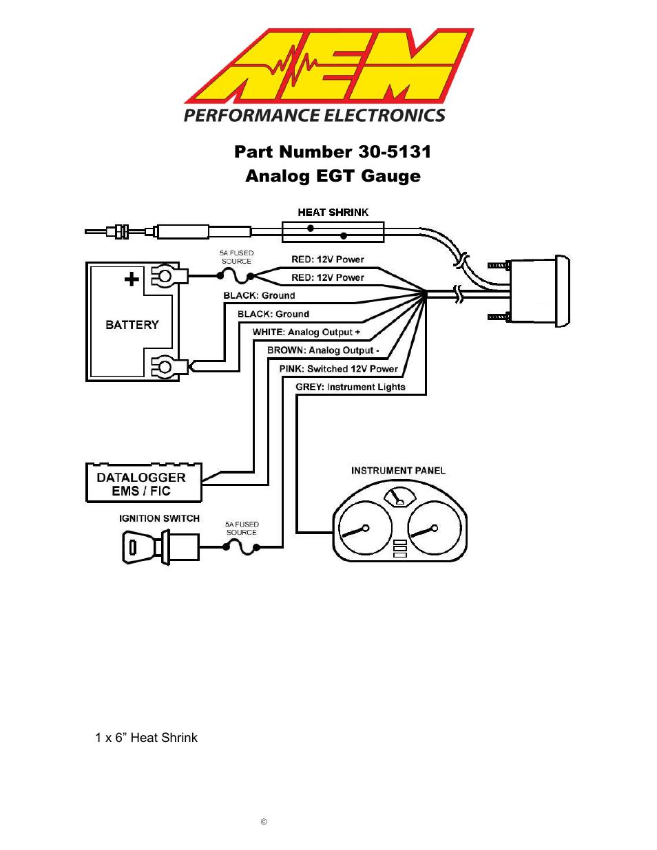 glowshift egt gauge wiring diagram trailer best library database rh 49 arteciock de aircraft