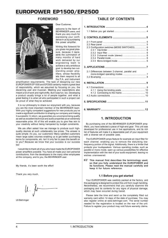 EP1500 MANUAL PDF