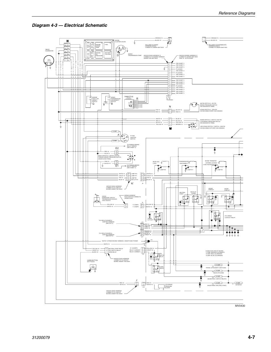 hight resolution of lull wiring diagram wiring diagram imp lull 644b 42 wiring diagram