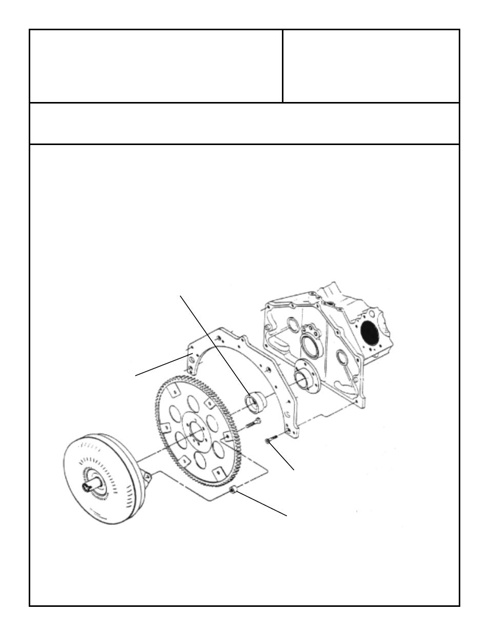medium resolution of chevy turbo 400 diagram