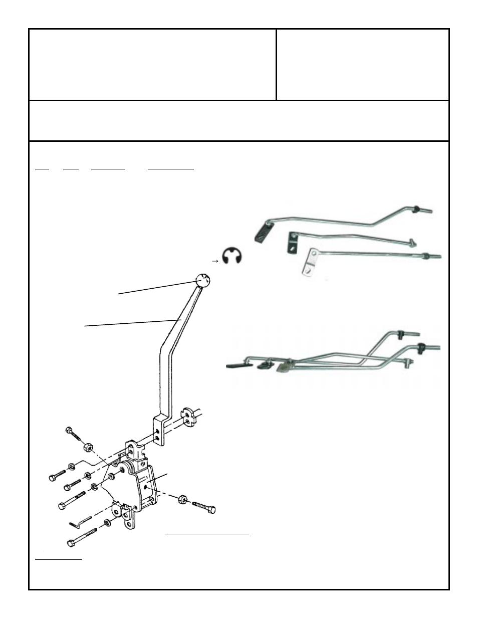 hight resolution of hurst shifter part diagram