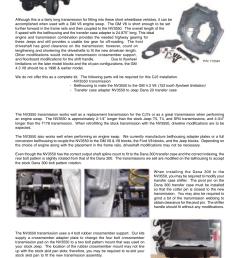 jeep cj5 transmission [ 955 x 1244 Pixel ]