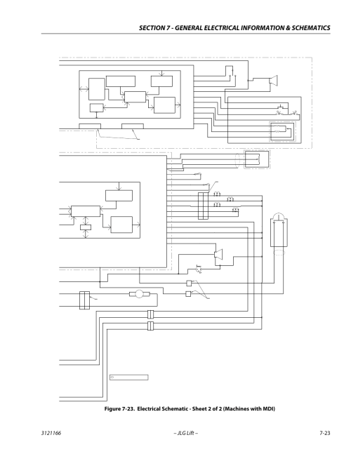 small resolution of jlg 20am wiring diagram wiring diagram repair guidesjlg 20am wiring diagram