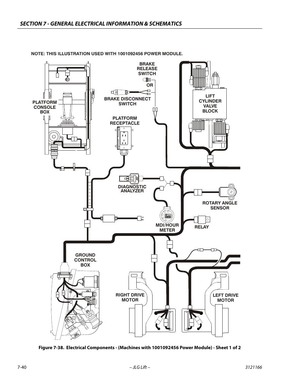 Jlg 3246e Wiring Diagram 3246 Joystick Medium Resolution Of 3246es Service Manual User Page 216 222 Also For 2646es