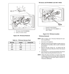 tilt sensor removal 61 tilt sensor location 61 tilt sensor harness chart [ 954 x 1235 Pixel ]