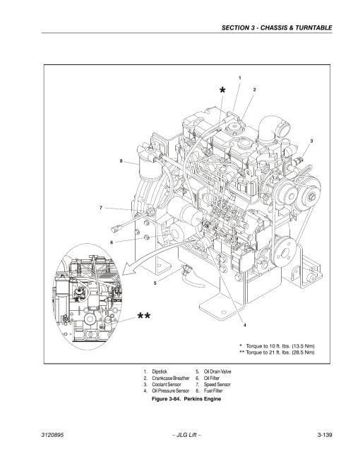 small resolution of perkins engine 139 jlg 460sj service manual user manual page 191 462