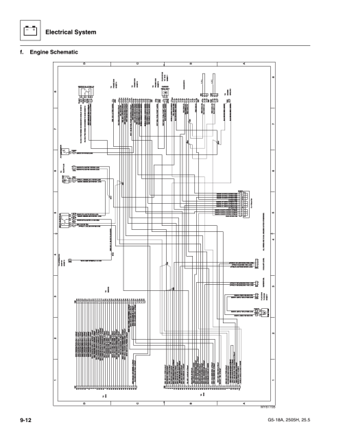 small resolution of electrical system f engine schematic my8770b jlg g5 18a service manual user manual page 132 180