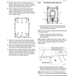 2 third boom section removal third boom section removal jlg g6 42a service manual user manual page 45 206 [ 954 x 1235 Pixel ]