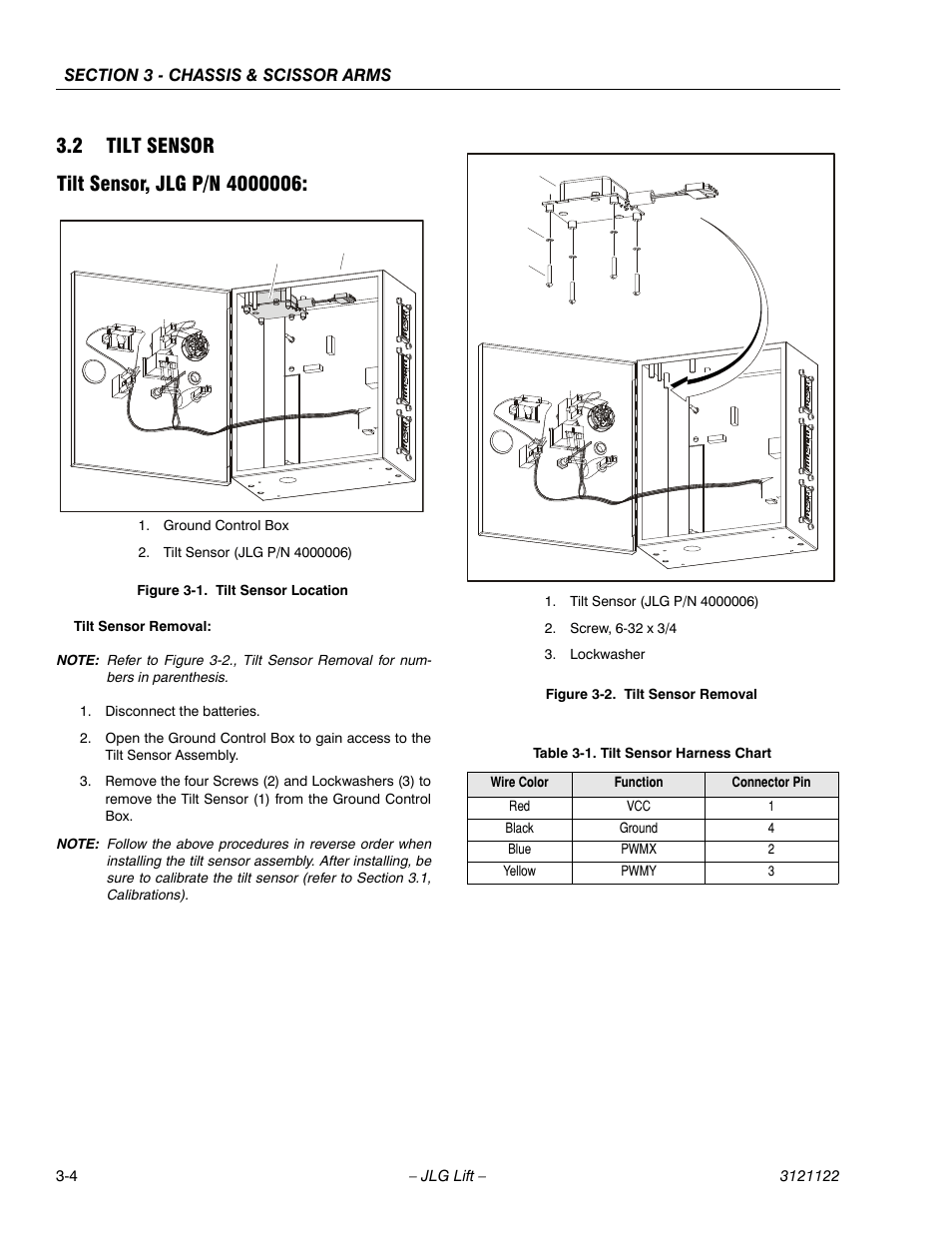 medium resolution of  jlg m4069 ansi service manual page32 diagrams 23203408 jlg model 42 wiring diagram jlg 40 h