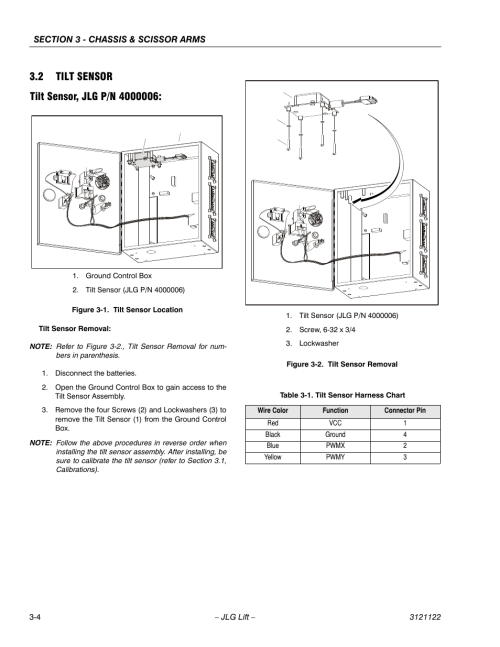small resolution of  jlg m4069 ansi service manual page32 diagrams 23203408 jlg model 42 wiring diagram jlg 40 h