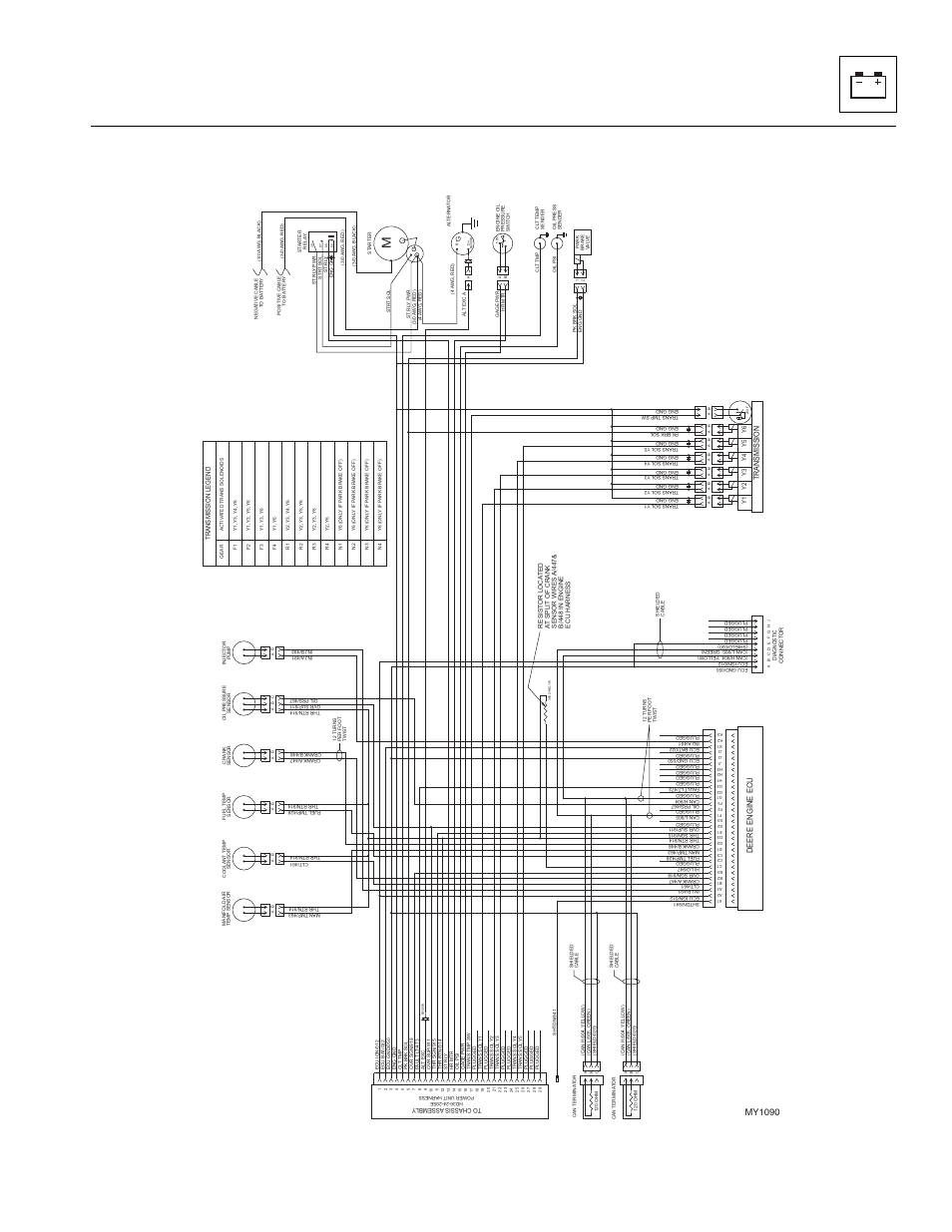 hight resolution of 10 power unit schematic john deere power unit schematic john deere my1090