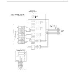 dana transmission dana shifter electrical system jlg g6 42a service manual user manual [ 954 x 1235 Pixel ]