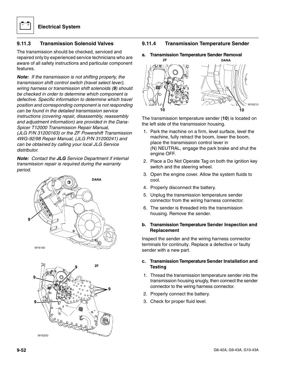 jlg g6 42a wiring diagram