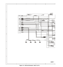 electrical schematic sheet 12 of 16 24 gm engine harness jlgelectrical schematic sheet 12 of [ 954 x 1235 Pixel ]