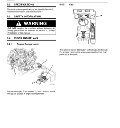 2 specifications 3 safety information 4 fuses and relays jlg g12 55a service manual user manual page 146 176 [ 954 x 1235 Pixel ]