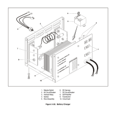 battery charger 95 jlg t350 service manual user manual page 130battery charger 95 jlg t350 service [ 954 x 1235 Pixel ]