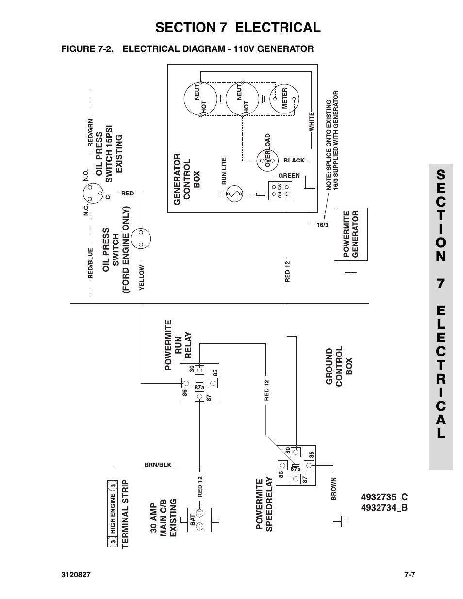 jlg model 40 wiring diagram