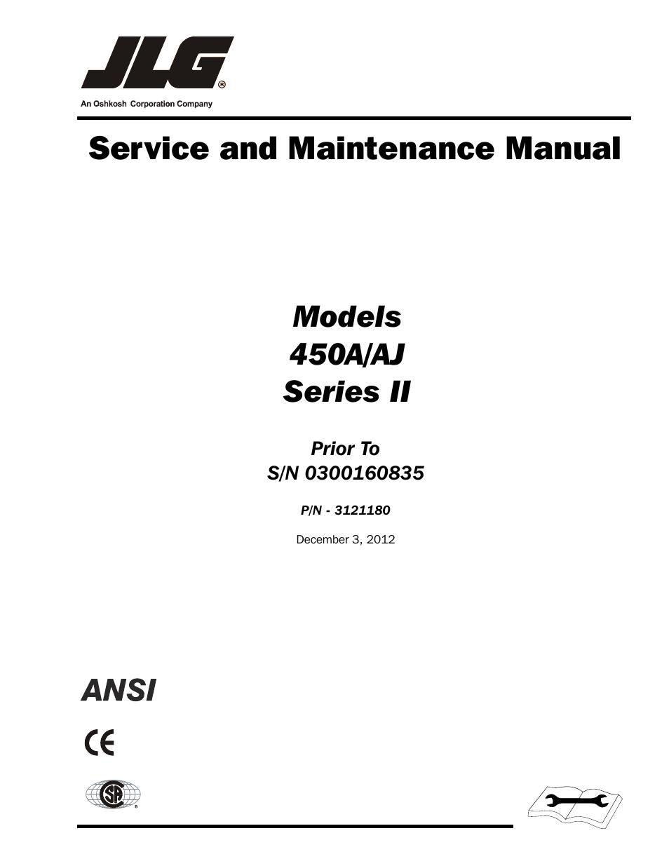 Aermacchi service manual