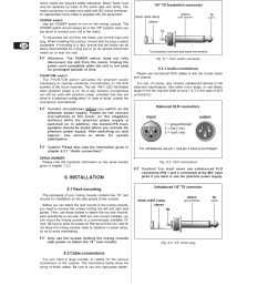 1 4 plug installation behringer xenyx 1622fx user manual page 14 17 on balanced rca jack  [ 954 x 1297 Pixel ]