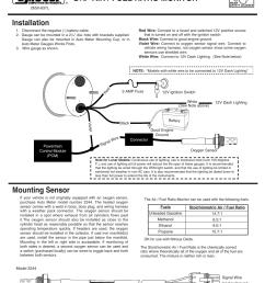 auto meter fuel wiring diagram [ 954 x 1235 Pixel ]