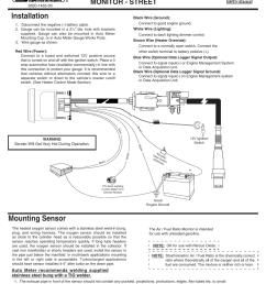 auto meter gas gauge diagram 28 wiring diagram images autometer tachometer wiring diagram autometer autogage tach [ 954 x 1235 Pixel ]