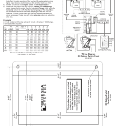 blue sea systems 8080 dual battery bank management panel user manual page 2 2 [ 954 x 1235 Pixel ]