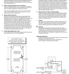 installation blue sea systems 8263 contura water resistant 12v dc panel bilge pump control user manual page 2 2 [ 954 x 1235 Pixel ]