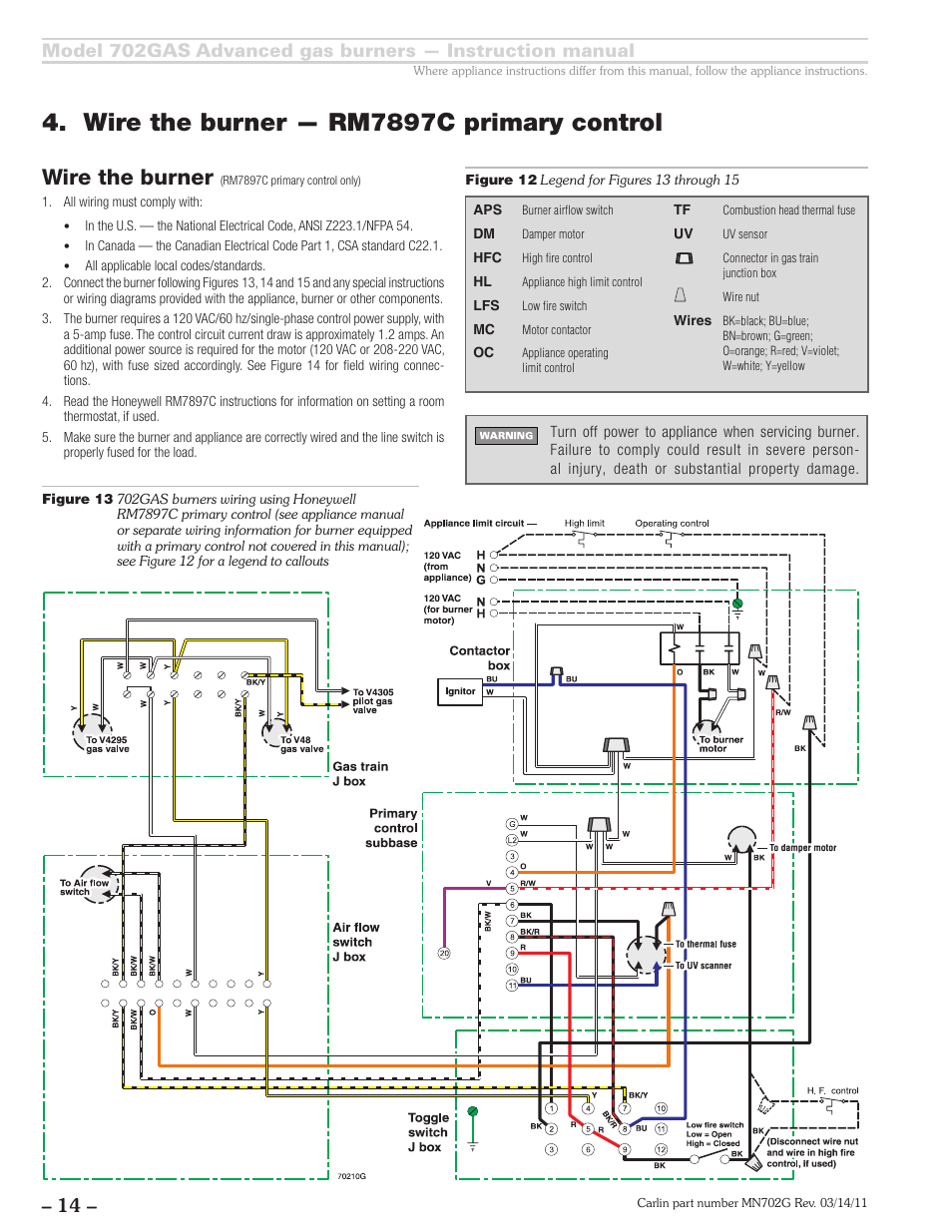 Burnham Oil Boiler Manuals Wiring Diagram