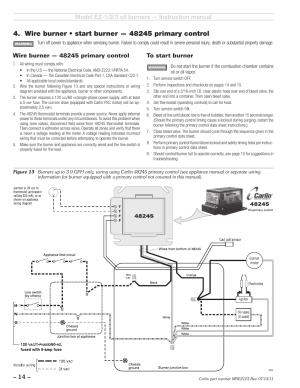 Carlin EZ123 User Manual | Page 14  28