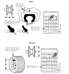 direct drive coats 6401 computer truck wheel balancer user manual page 16 24 [ 954 x 1235 Pixel ]